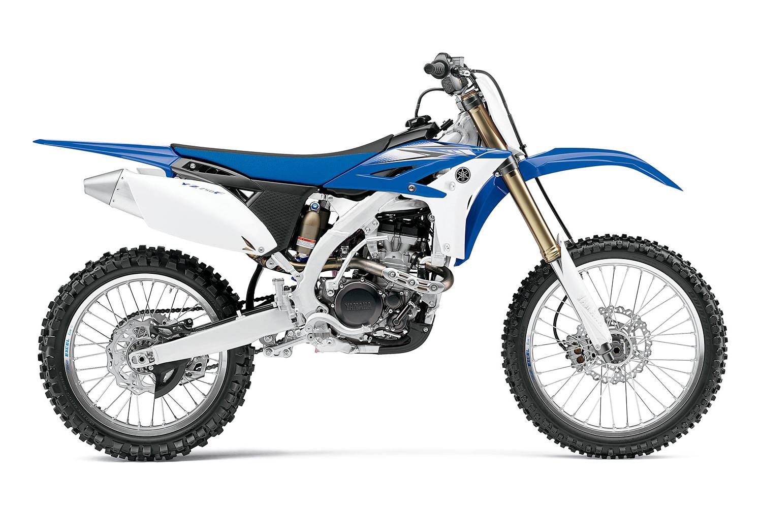 2011 Yamaha YZ250F  2011 Yamaha YZ250F