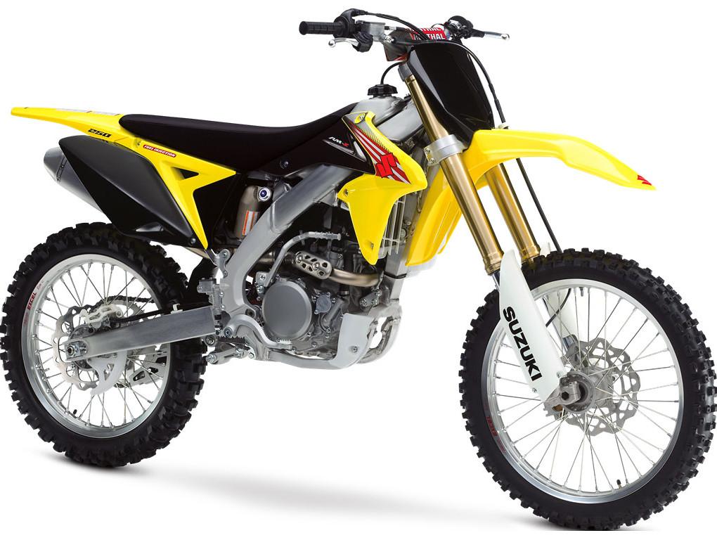 2011 Suzuki RM-Z250  2011 Suzuki RM-Z250
