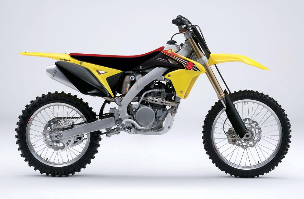 2012 Suzuki RM-Z250  2012 Suzuki RM-Z250