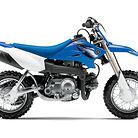 2012 Yamaha TT-R50E
