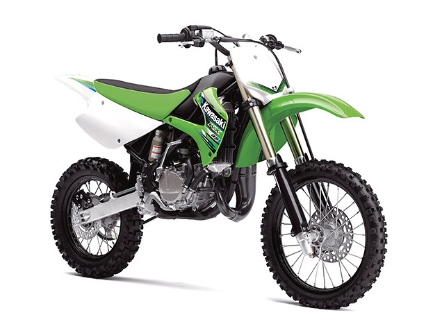 2013 Kawasaki KX85 - Reviews, Comparisons, Specs - Motocross / Dirt