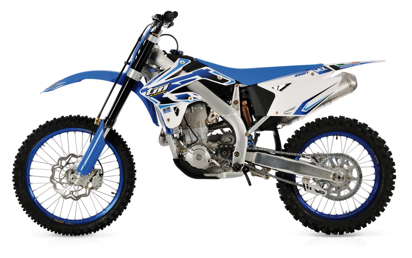 Tm Dirt Bikes >> 2013 TM Racing MX 450 Fi - Reviews, Comparisons, Specs ...