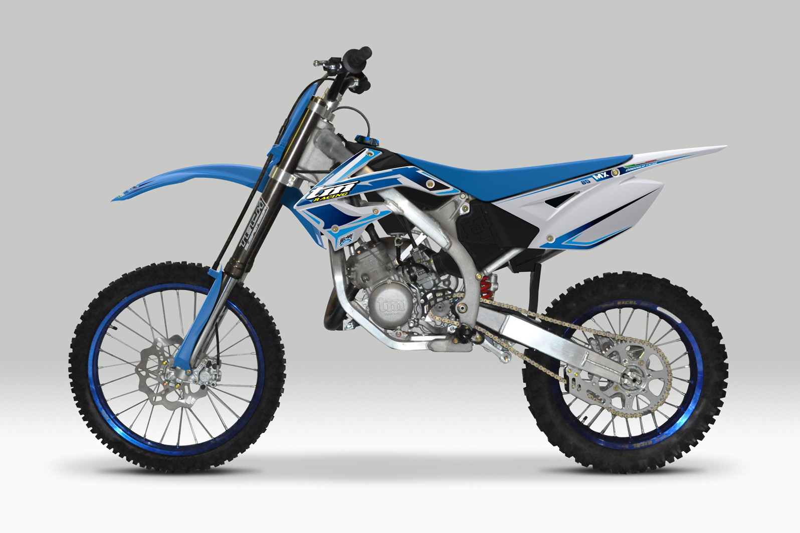 Tm Dirt Bikes >> 2013 Tm Racing Mx 100 Junior Reviews Comparisons Specs