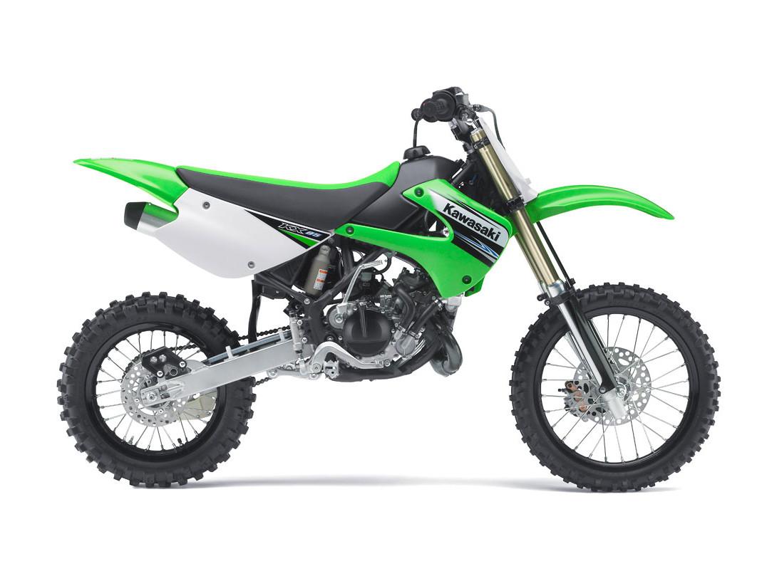 Marvelous 2011 Kawasaki Kx85 Reviews Comparisons Specs Motocross Spiritservingveterans Wood Chair Design Ideas Spiritservingveteransorg
