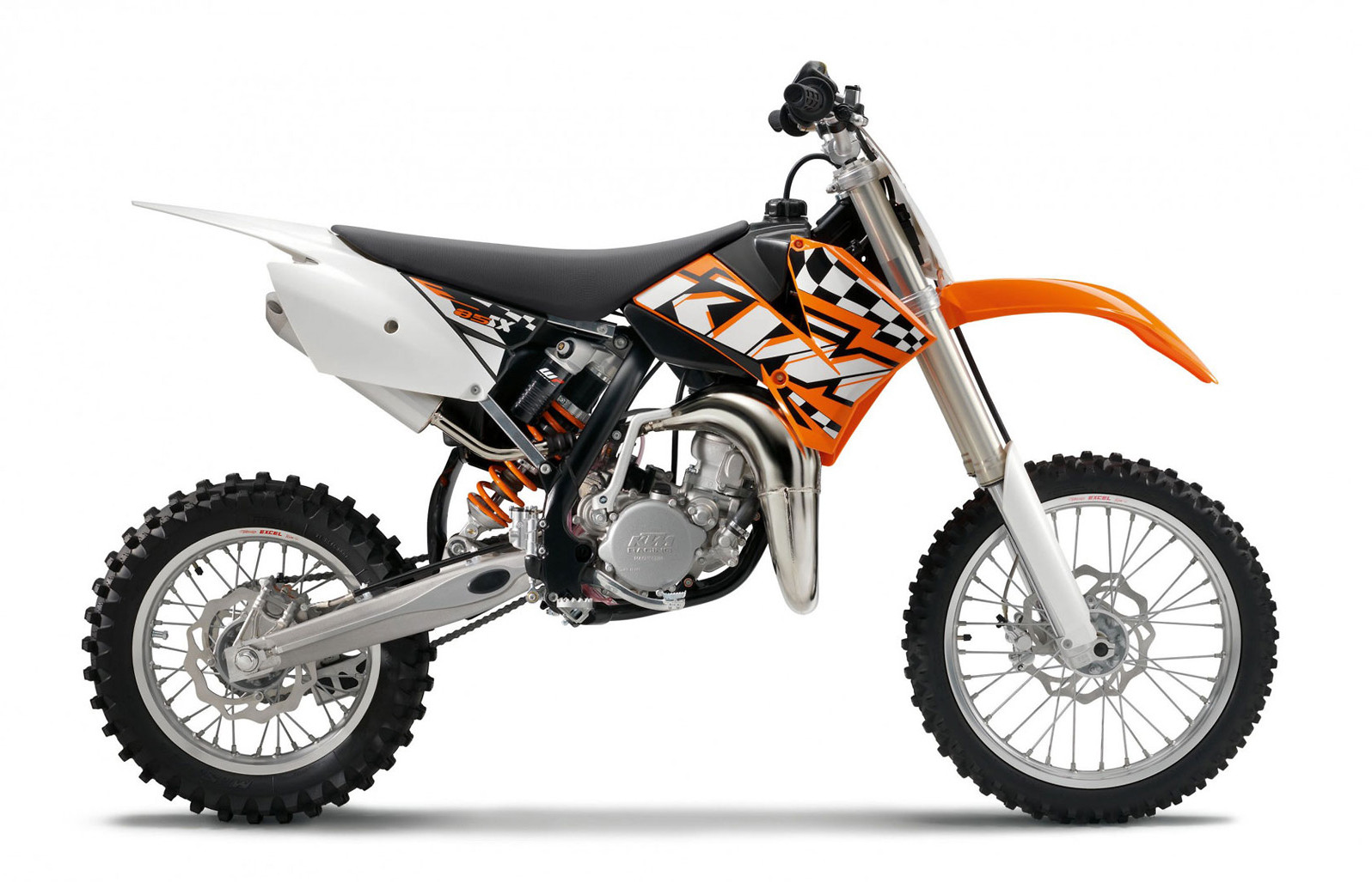 motocross ktm 85