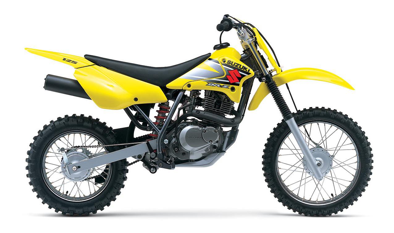 2011 Suzuki DR-Z125 - Reviews, Comparisons, Specs - Motocross / Dirt