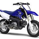 2011 Yamaha TT-R50E