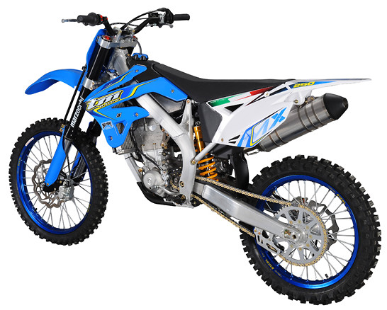 2011 TM Racing MX 250 Fi