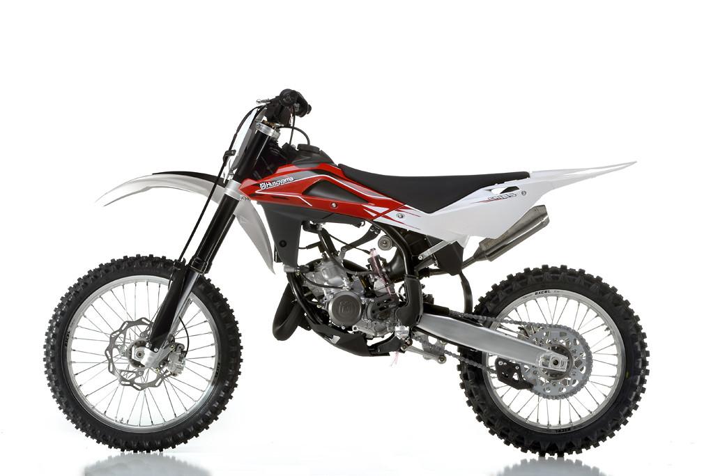 2013 Husqvarna CR125 - Reviews, Comparisons, Specs - Motocross ...