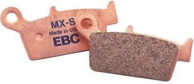 EBC MX-S BRAKE PADS   EBC-FA208MX-S_is