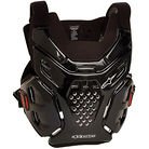 Alpinestars A-6 Roost Guard Adult Red/White/Black