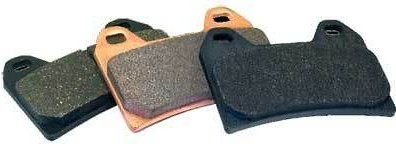 Braking P1 R Sintered Race Brake Pads Front  BK-P1R-006_is
