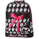 Metal Mulisha Sweetheart Ladies Backpack Black/White