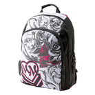 Metal Mulisha In Bloom Ladies Backpack Black