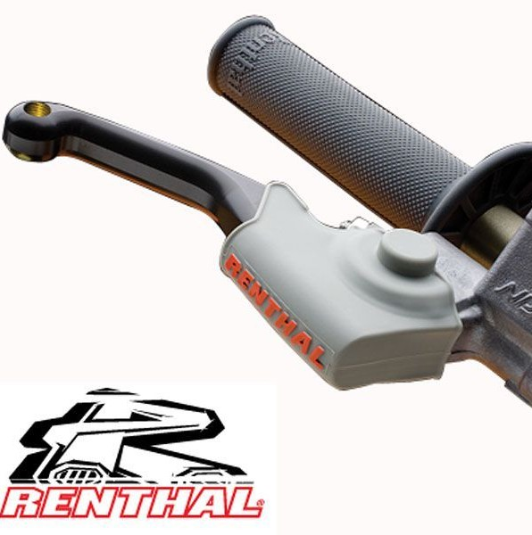 Renthal Intellilever Brake Lever  0000-renthal-intellilever-unbreakable-brake-lever-assembly