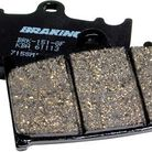 Braking Sm15 Brake Pads Rear