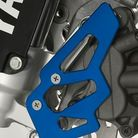 Yamaha GYTR Gytr Billet Front Brake Caliper Guard Blue