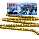 DID Did 530 Zvmx X Ring Gold Chain 120 Links