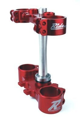 Ride Engineering Billet Clamp Set 22mm Offset  RE-CS-RM-03RD22_is