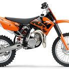 2007 KTM 85 SX