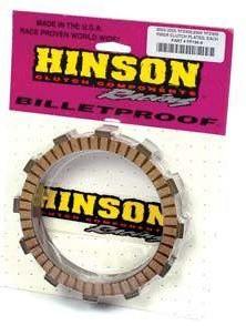 Hinson Clutch Fiber Plates 8 Pack  HIN-CFP-BAN-8_is