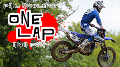 One Lap: Phil Nicoletti on High Point