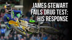 James Stewart Fails Drug Test: His Response