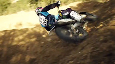#ThrowBackThursdayVideo: Gautier Paulin - Supercross Testing