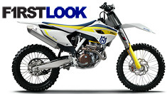 First Look: 2015 Husqvarnas