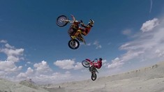 GoPro HD: Ronnie Renner and Mike Mason Shred Caineville