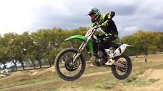 Jordi Tixier #1 on His New Kawasaki