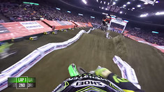 Onboard: Chris Blose AX Main Event 1 Win - Cincinnati, Ohio