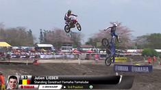 2015 MXGP of Thailand - Julien Leiber's Crash