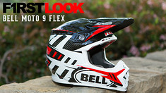 First Look: Bell Moto 9 Flex
