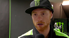Ryan Villopoto Interview - Pulling out of the MXGP of Valkenswaard