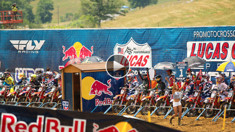 2015 Muddy Creek National - 250 Moto 1 Full Race