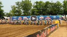 2015 Red Bud National: 250 Moto 1 - Full Race