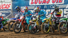 2015 Red Bud National: 450 Moto 2 - Full Race