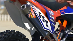 FMF Launches The All New FMF/KTM Titanium 2.1 Silencer