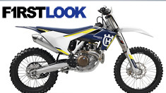 First Look: 2016 Husqvarna Motocross Models