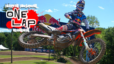 One Lap: Marvin Musquin on Ironman MX