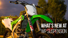 What's New at WP Suspension
