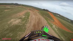 Onboard: Jordan Bailey - James Stewart Compound Ride Day