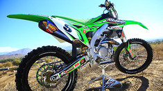 Ride Engineering '16 KX450F Project Bike