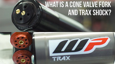 WP Performance - What is a Cone Valve Fork and Trax Shock?