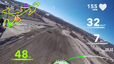 Onboard with LITPro: 2016 Vital MX 250 Shootout - Robby Bell