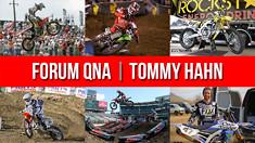 Vital MX Forum QNA: Tommy Hahn