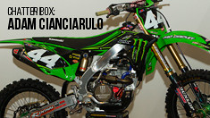 Chatter Box: Adam Cianciarulo