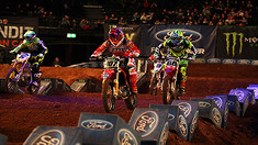 CRASH REEL: Arenacross UK