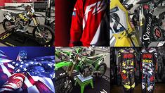 Sneak Peek: 2016 Military Appreciation Bikes, Graphics, and Gear